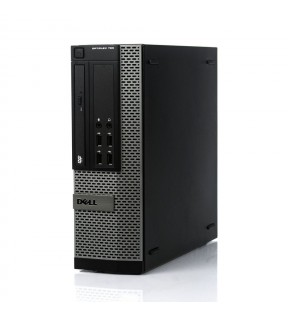 PC RICONDIZIONATO DELL OPTIPLEX 980 SFF QUAD CORE I7 RAM 4GB WINDOWS 10 PROFESSIONAL