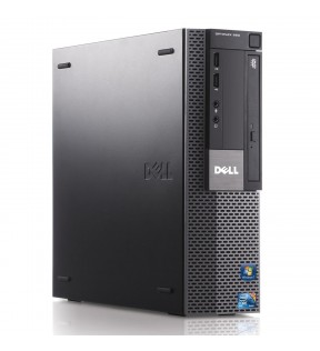 COMPUTER RICONDIZIONATO DELL OPTIPLEX 980 SFF CORE I5 HDD SSD NVIDIA 2GB WINDOWS 7 10 PRO