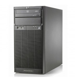 PC COMPUTER RICONDIZIONATO HP PROLIANT ML110 G6 INTEL QUAD CORE XEON/4GB/250GB/DVD/WIN 7 PRO (COA)