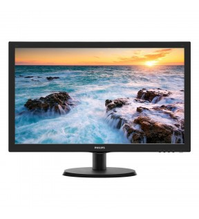 "MONITOR LED PHILIPS 243V5L 24"" FULL HD"