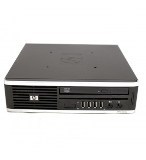 COMPUTER (MINI) RICONDIZIONATO HP ELITE 8300 USDT INTEL I5-3470S/RAM 4GB/HDD 320GB/DVD/USB 3.0/WIN 7 PRO