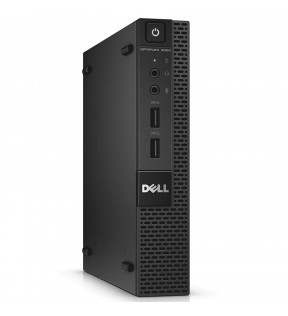 COMPUTER MINI RICONDIZIONATO DELL OPTIPLEX 3020 INTEL CORE I5-4570T/RAM 4GB/HDD 320GB/USB 3.0/WIN 10 PRO
