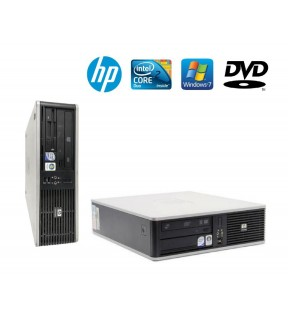 PC DESKTOP HP COMPAQ DC7900 E5300 2.60GHZ 4GB 160GB DVDRW WINDOWS 7 PROFESSIONAL