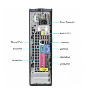 PC Dell Optiplex GX780 SFF...