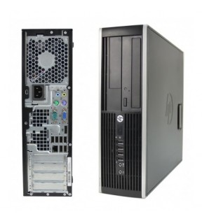 PC HP Compaq 6200 SFF Intel Core i3-2100 Ram 4GB 250GB Windows 10 PROFESSIONAL