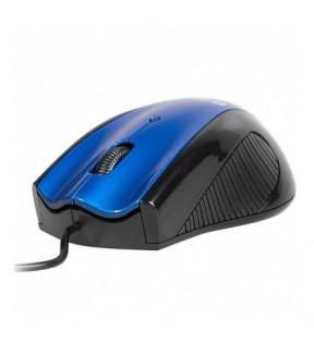 Mouse USB TRACER KTM44940 3 Pulsanti Blu