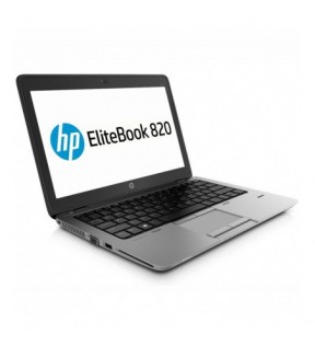 "Notebook Ricondizionato HP EliteBook 820 G1 12.5"" Intel Core i5-4200U Ram 8GB SSD 128GB USB 3.0"