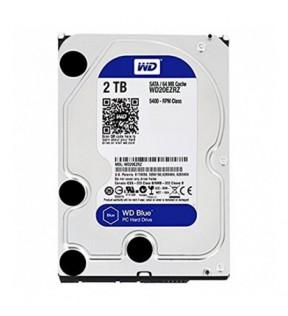 "Hard Disk 2TB SATA III 3.5"" Western Digital WD Blue"