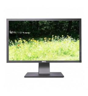 "Monitor Ricondizionato Dell P2211HT LCD 21.5"" 16:9 Full HD VGA DVI-D USB Pivot VESA"