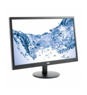 """Monitor AOC E2470SWHE LED 23.6"""" 16:9 Full HD HDMI VGA"""