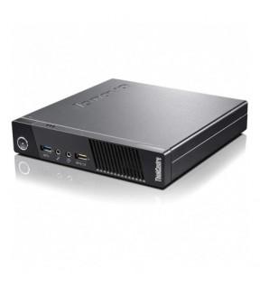 Computer Ricondizionato Lenovo ThinkCentre M73 Tiny Intel Core i3-4130T Ram 4GB SSD 128GB USB 3.0