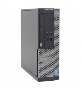 Computer Ricondizionato Dell Optiplex 3020 SFF Intel Core i7-4790 Ram 8GB SSD 240GB DVD-ROM USB 3.0 Windows 10 PRO
