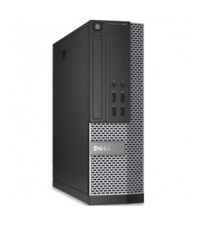 Computer Ricondizionato Dell Optiplex 7020 SFF Intel Core i7-4770 Ram 8GB SSD 240GB DVD-ROM USB 3.0 Windows 8