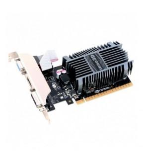 Scheda Video Inno3D Nvidia GeForce GT 710 2GB GDDR3 + Staffa Low Profile