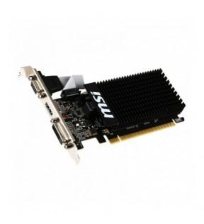 Scheda Video MSI Nvidia GeForce GT 710 2GB GDDR3 + Staffa Low Profile