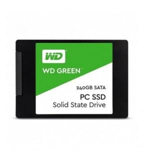 "SSD 240GB Western Digital WD Green SATA 3 2.5"""