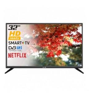 "Smart TV Arielli LED-3228NF LED 32"" HD Ready Wi-Fi Netflix Ready DVB-T2/C/S2"
