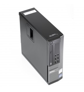 Computer Ricondizionato Dell Optiplex 390 Desktop Intel Core i7-2600 Ram 4GB Hard Disk 500GB DVD-ROM HDMI Windows 7