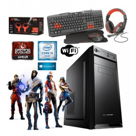 PC COMPUTER GAMING QUAD...