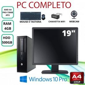 PC COMPUTER COMPLETO HP 705...
