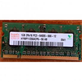 MEMORIA RAM SODIMM 1GB DDR2...