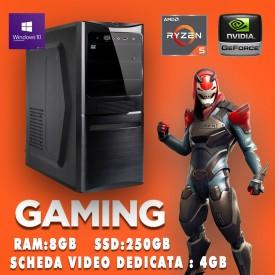 PC ASSEMBLATO GAMING AMD...