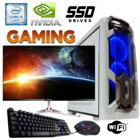 PC GAMING COMPLETO CORE i5...