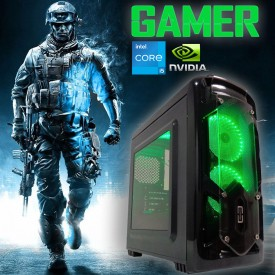 PC COMPUTER GAMING CORE i5...