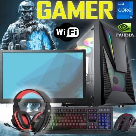 PC COMPUTER GAMING QUAD...