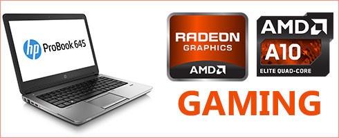 "NOTEBOOK HP PROBOOK 645 G1 14"" AMD QUAD CORE A10"